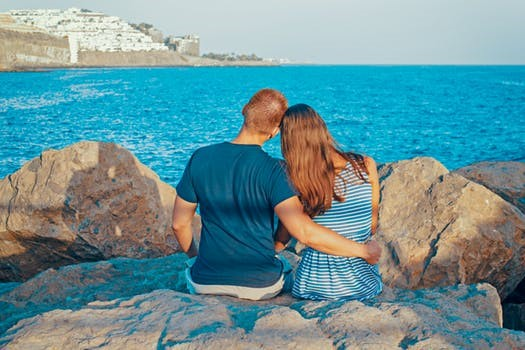 couples holiday
