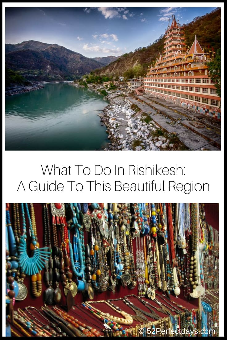 Rishikesh is a land of yoga, temples, ashrams, and adventure. This your ultimate guide to this beautiful region and a great list of what to do in Rishikesh, India. #rishikesh #india #travel #asia