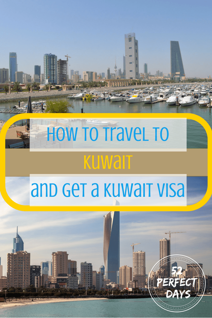 Kuwait is an oasis of the Persian Gulf, and should be considered as a destination for any bold adventurer. How to Travel to Kuwait and Get a Kuwait Visa. #kuwait #middleeast #travel #kuwaitvisa