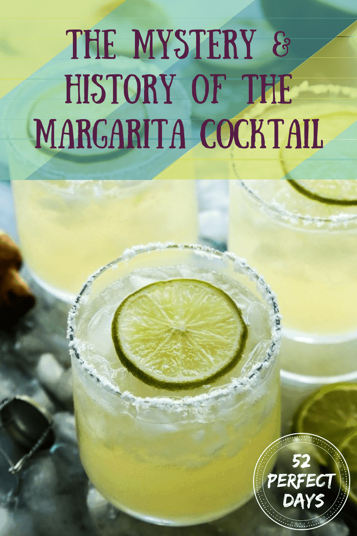 Who invented the Margarita cocktail? It's might be no surprise that there are several accounts of the beachy drink's beginnings.  #margarita #cocktail #drinks