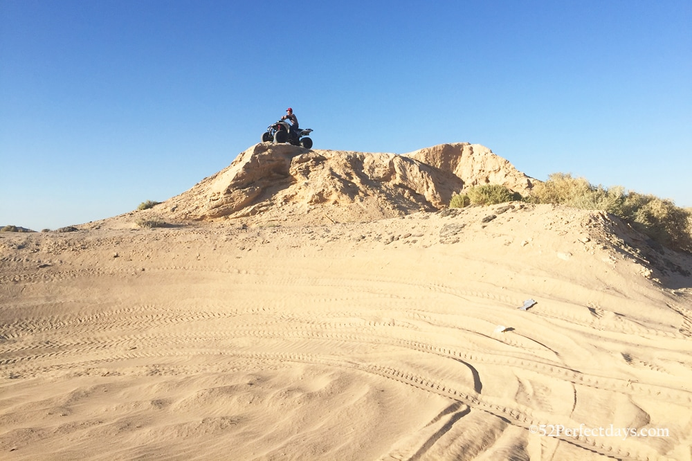 Javie's ATV Rentals in Puerto Penasco
