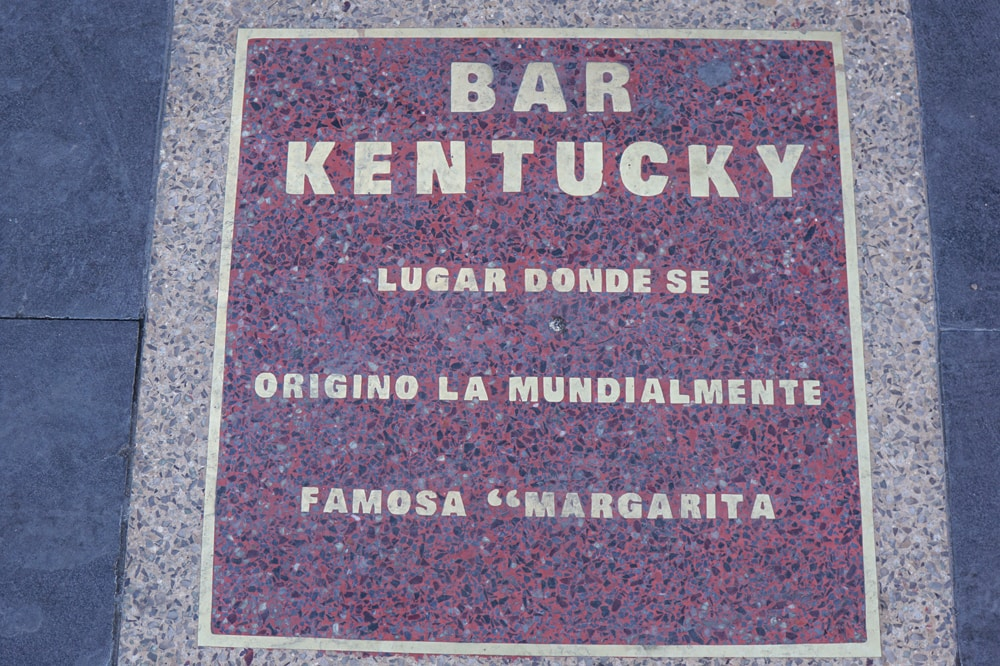 Kentrucky Club in Juarez Mexico