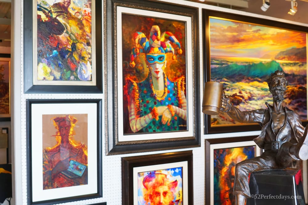 Polo's Gallery in Rosarito