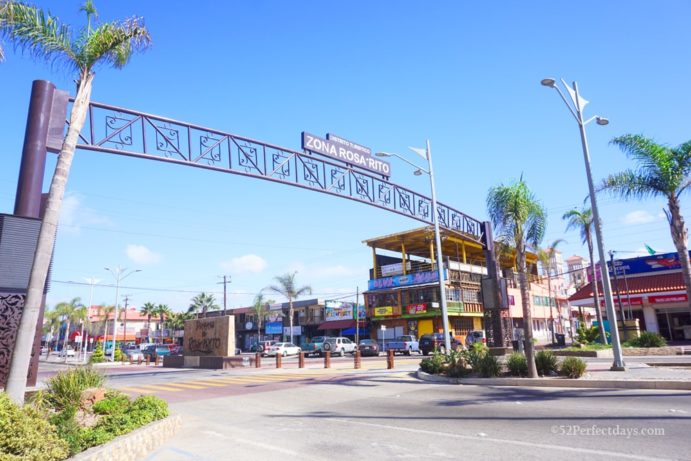 Rosarito Beach, Mexico