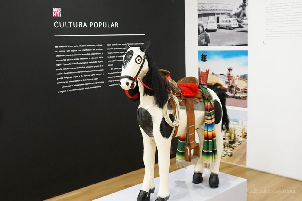 El Museo de Historia de Tijuana (the Tijuana History Museum)