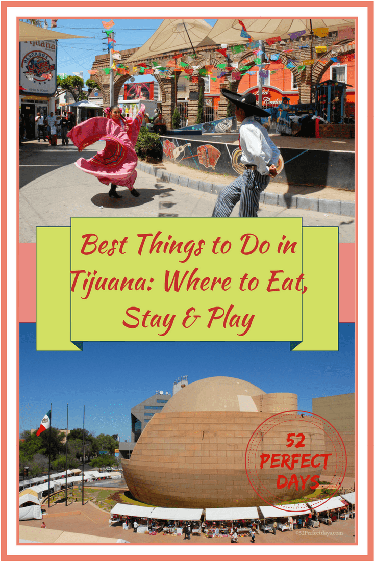 13 Best Things to Do in Tijuana: A Day South of the Border. What to do and where to eat in Tijuana. #tijuana #mexico #travel #bajacalifornia
