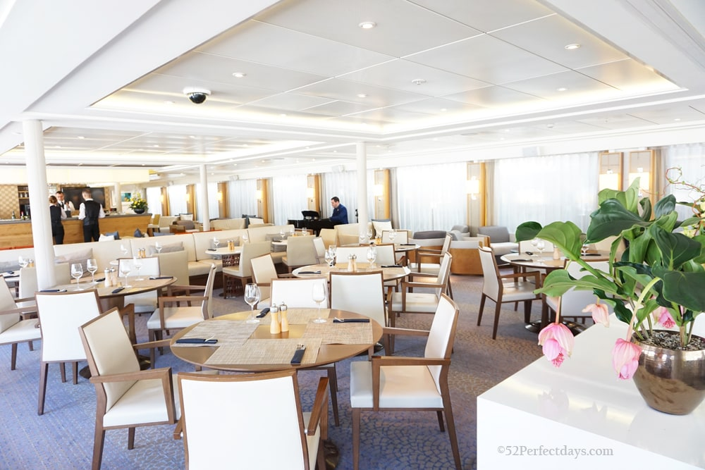 Aquavit Terrace on Viking Cruise