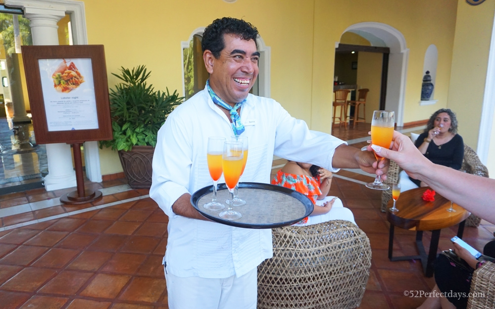 Happy Hour at Casa Velas