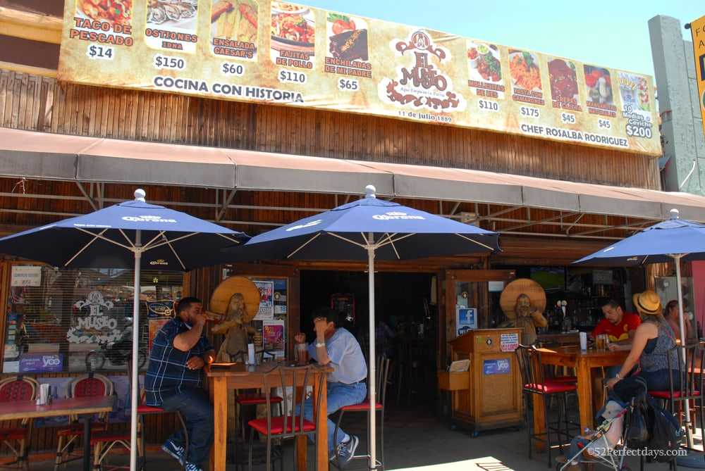 El Museo Bar in Tijuana