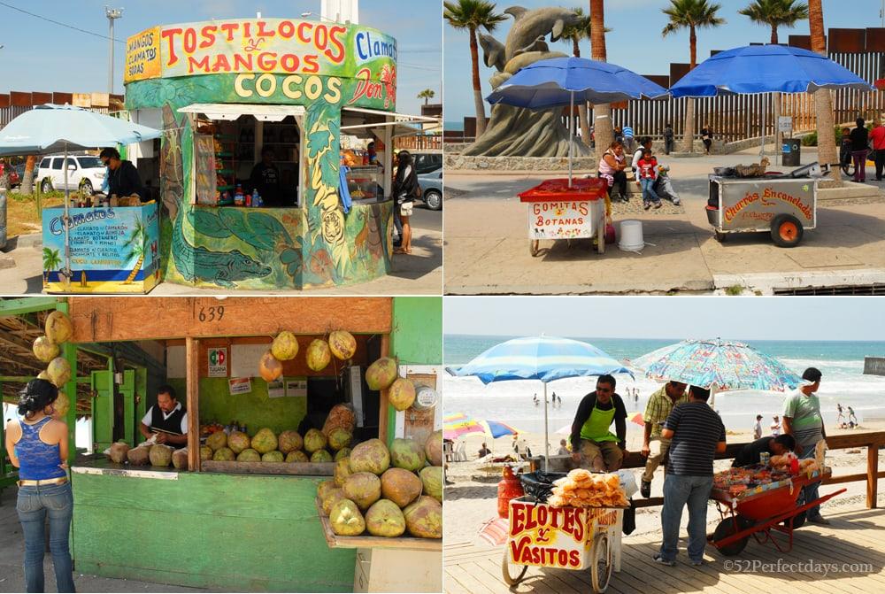 las playas de Tijuana