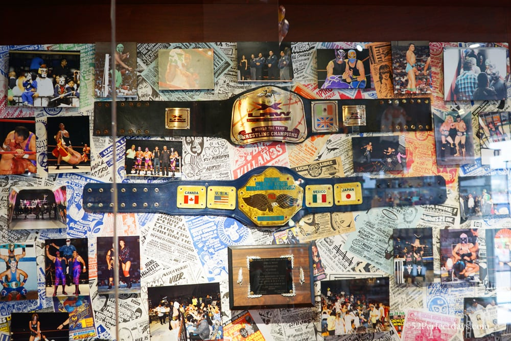 Lucha Libre Museum in Tijuana