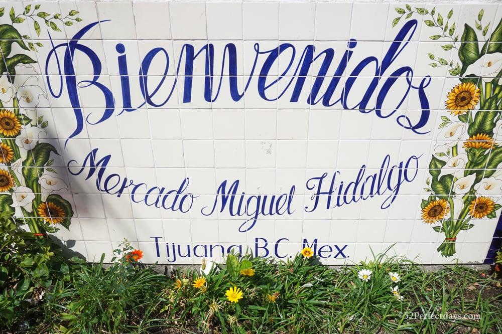 Mercado Hidalgo Tijuana