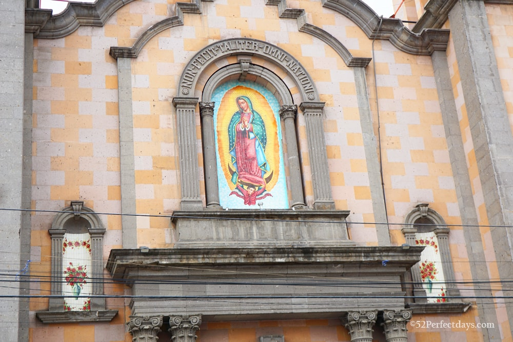 Cathedral of Our Lady of Guadalupe in Tijuana
