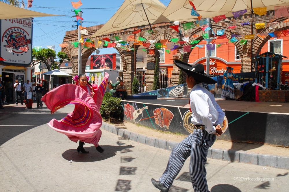plaza santa ceclia in Tijuana