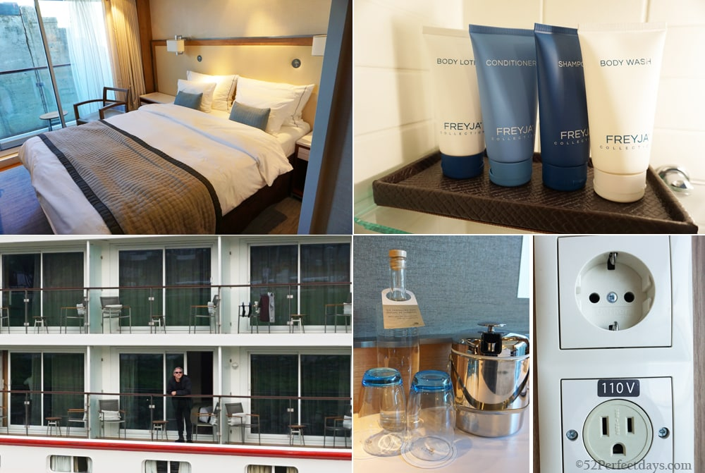 Viking River Cruise Stateroom