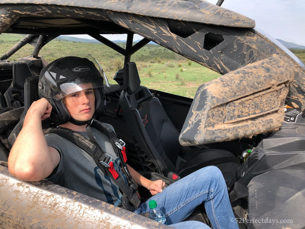 OHV buggy tour in Ruidoso, New Mexico