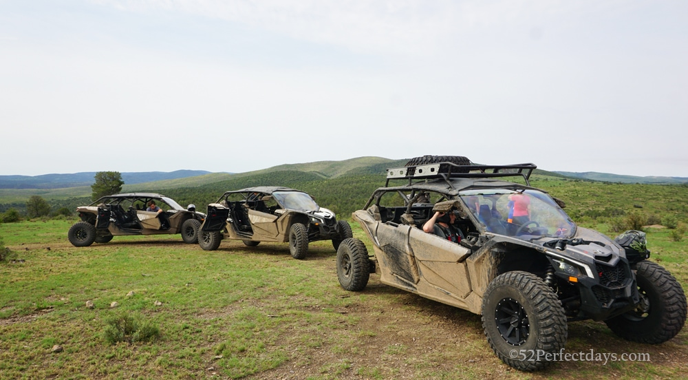 Back country attitudes ohv tour