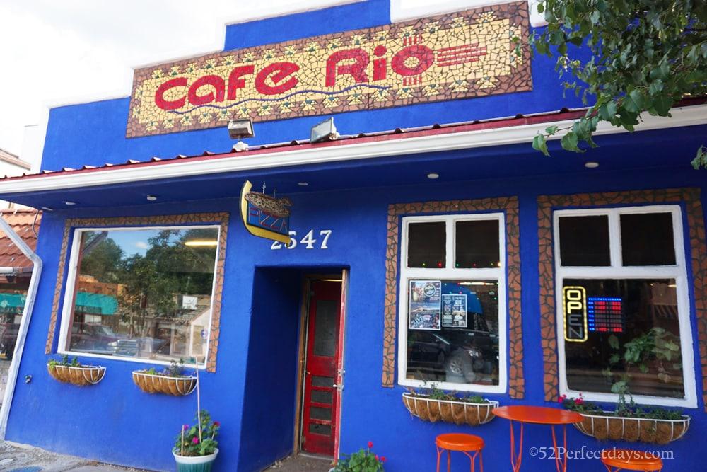 Cafe Rio n Ruidoso