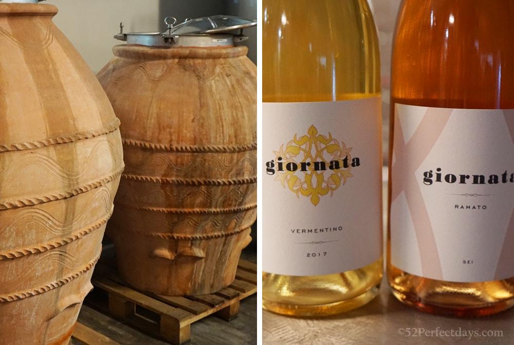 Giornatta wine in paso robles