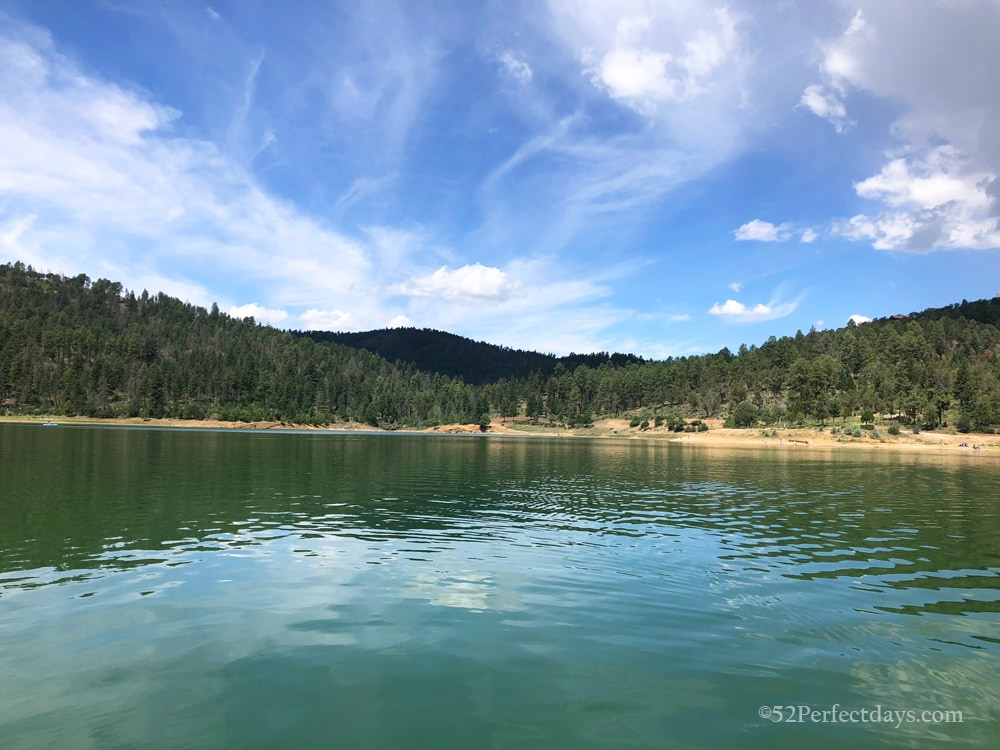 Grindstone lake, Ruidoso