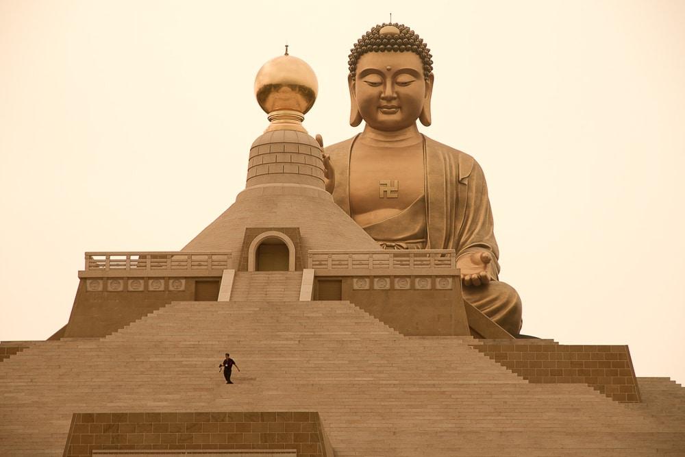Big Buddha, Foguangshan, Taiwan