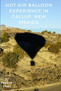 How to book a Hot Air Balloon ride in Gallup, New Mexico. A true bucket list experience! #NewMexicoTRUE #hotairballoon #gallupreal #galluptrue