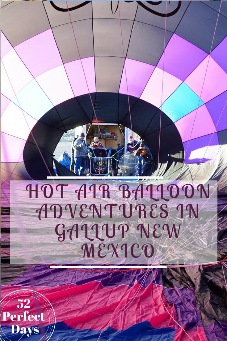 How to book a Hot Air Balloon ride in Gallup, New Mexico. A true bucket list experience to take a hot air balloon ride over Red Rock State Park #NewMexicoTRUE #hotairballoon #gallupreal #galluptrue