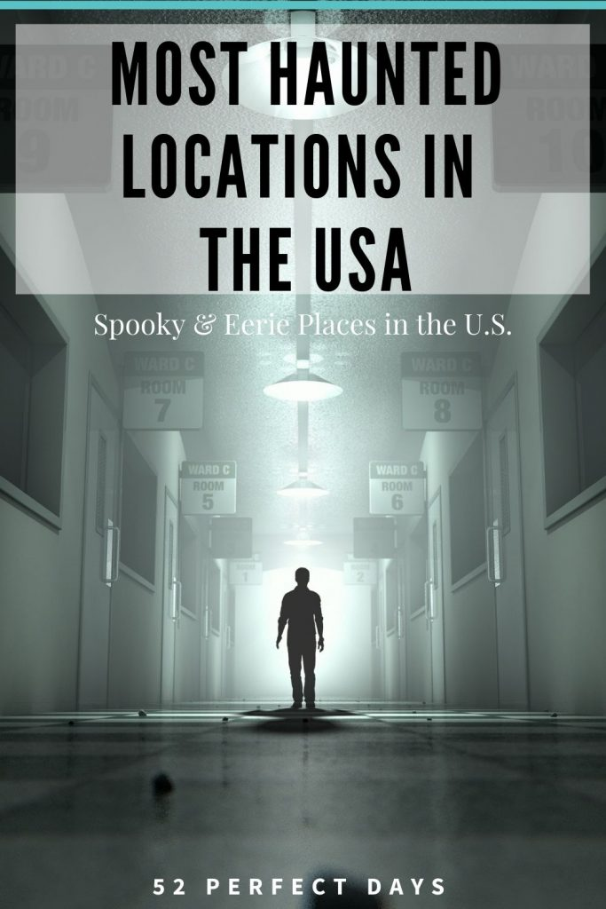 Haunted places in the United States. From abandoned asylums to ghost-ridden houses, discover these haunts' spine-chilling histories. coast-to-coast tour of the most haunted places in America, where lingering spirits roam through the halls of hotels, Broadway theaters, Old asylums, valleys overrun with ghosts, cemeteries, historic hotels, haunted crime sites -- every state has a place to freak you out. The most haunted locations in America.