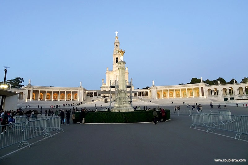 Sanctuary of Fatima, Portugal