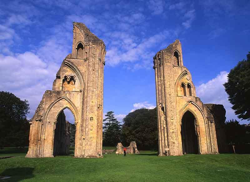 Glastonbury, England Spiritual site