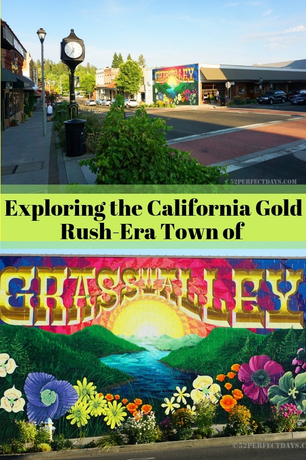 Grass Valley, California