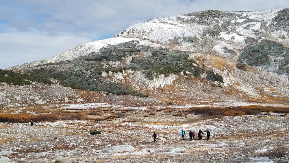 Hike Medicine Bow with Rebecca Walsh of Just Trails