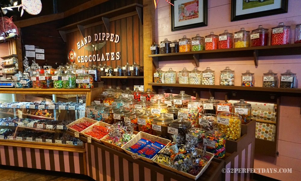 Candy Store in Grass Valley