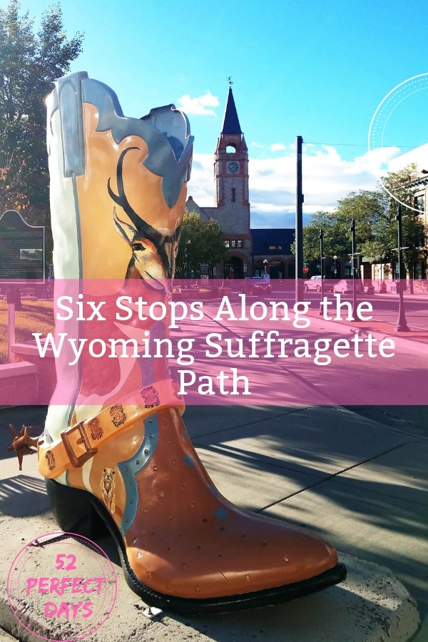 Tracing the Wyoming Suffragette Path and the pioneering spirit of Wyoming women