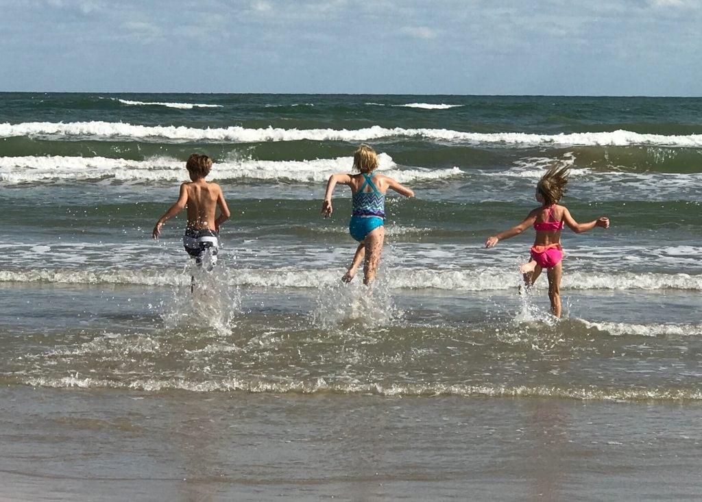 Beaches in Corpus Christi, TX