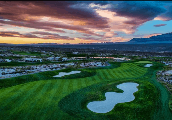 Paiute Golf Course in Las Vegas, NV