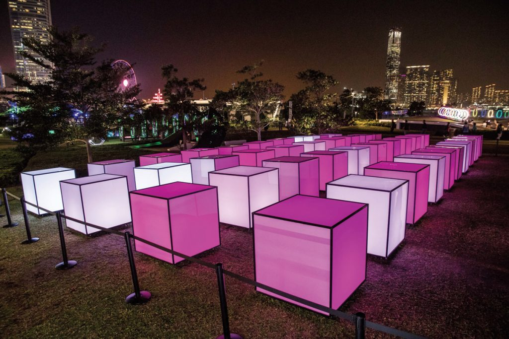 Hong Kong Pulse Light Festival