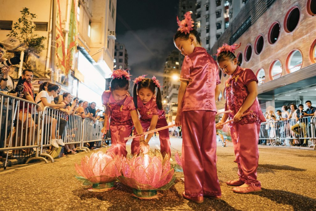 Tai Hang Fire Dragon Dance Festival