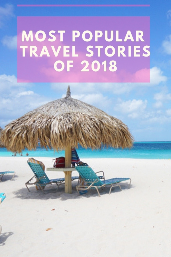 Most popular travel stories