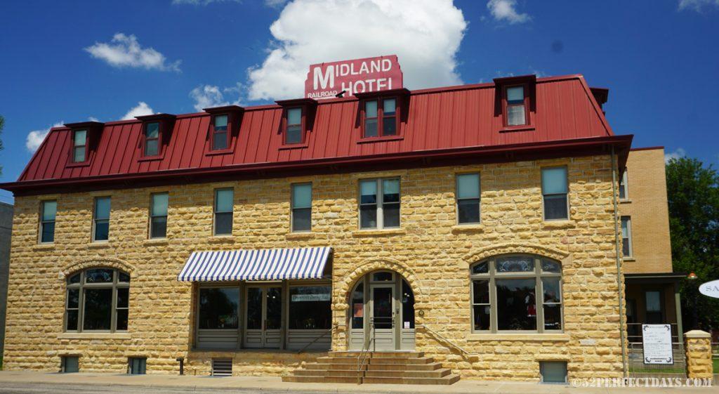 Midland Hotel, Wilson, Kansas
