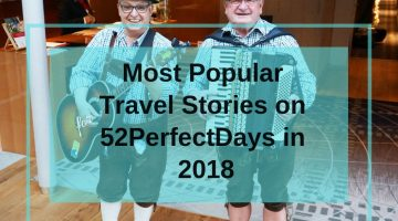 Most popular travel stories