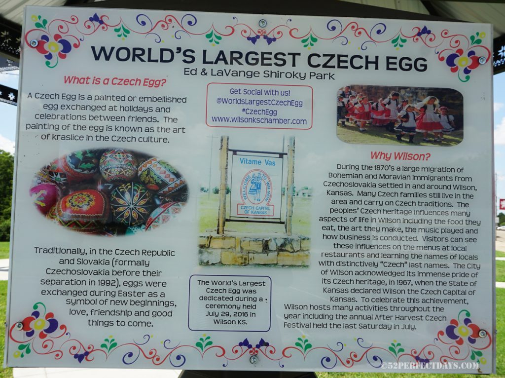 World's Largest Czech Egg
