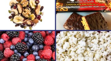 Best Healthy Vegetarian Snacks for Road Trips