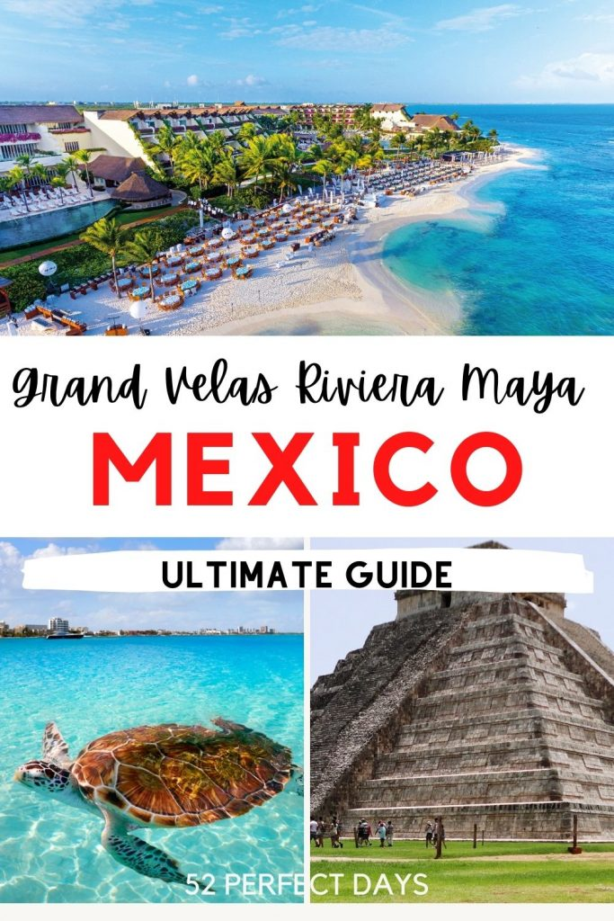 Have you ever experienced an All-Inclusive Resort? Here are the best things to do, see, and eat at Grand Velas Riviera Maya | Best hotel in Mexico | Best hotel in Cancun | Best resort in Cancun | Best resort in Mexico | Best all-inclusive in Mexico | best luxury hotel in Mexico | where to stay in cancun | Riviera Maya Hotels | Beach hotels in cancun | cancun hotel | riviera maya hotel