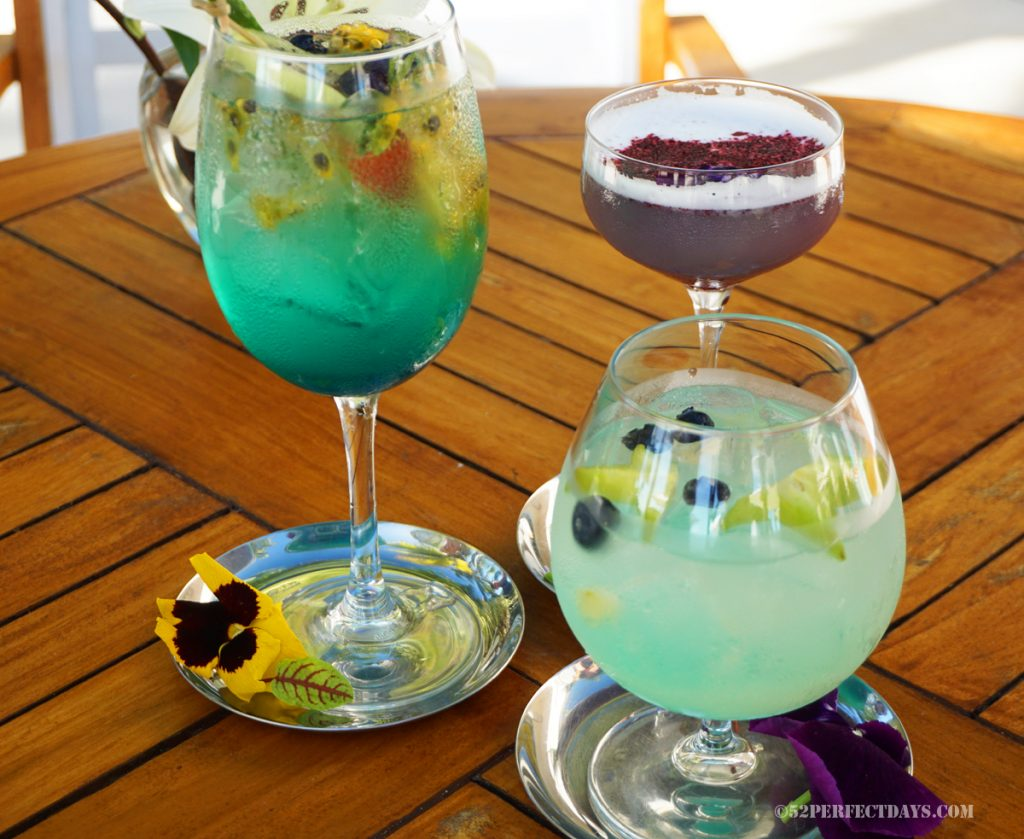 craft cocktails and Grand Velas