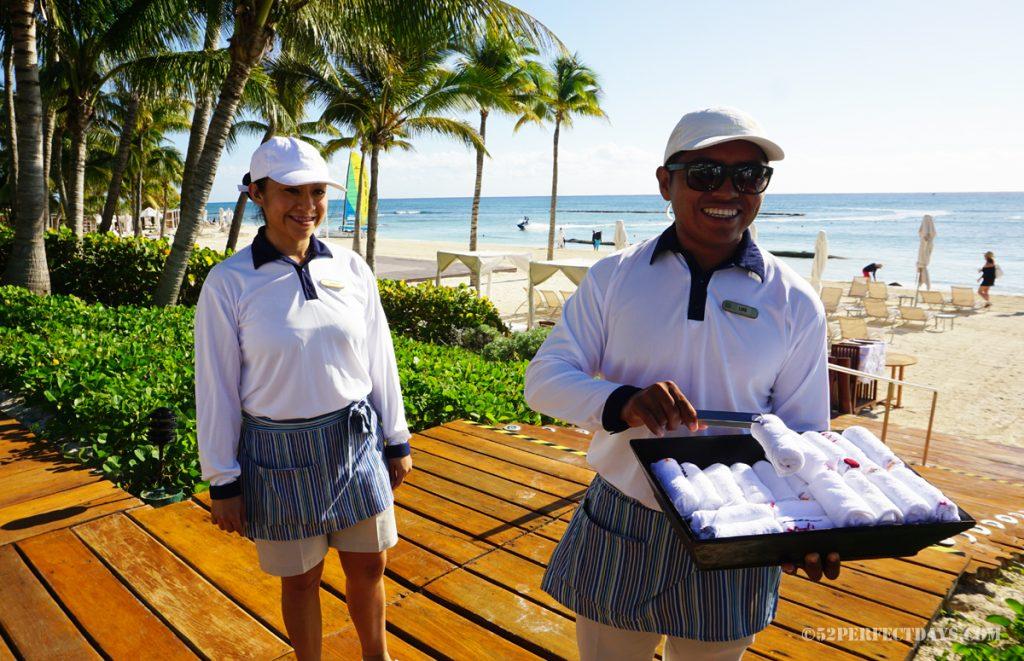 Grand Velas Riviera Maya best service