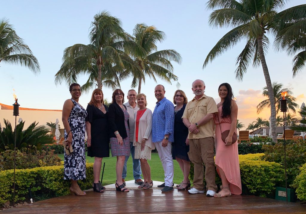 Travel Writers Academy Mastermind at Grand Velas Riviera Maya