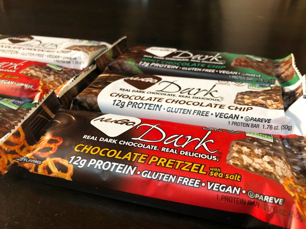 NuGo Dark Chocolate Protein Bar
