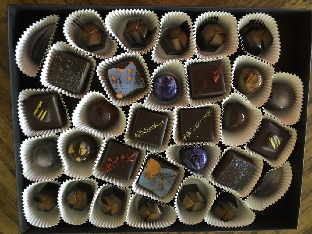 Monsoon Hand-crafted Chocolate