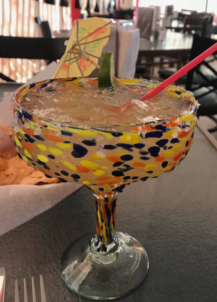 The perfect Tucson Margarita